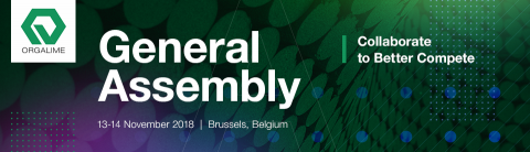 The Orgalime General Assembly convene...