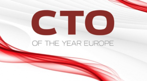 The CTO of the Year Europe 2018 award...