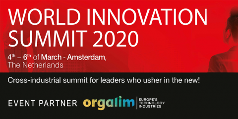 From 4 – 6 March the World Innovation...