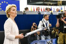 Ambitious base for future Commission agenda from President-elect Ursula von der Leyen