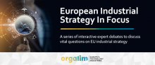 "Introducing the ""European Industrial Strategy in Focus"" event series"