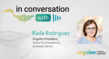 In conversation with Rada Rodriguez