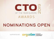 Nominate your CTO of the Year!