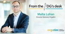 From the DG's desk: a Europe that strives for more