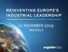 Countdown to Orgalim's 'Reinventing Europe's industrial leadership'