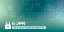 How can the General Data Protection Regulation help digitalisation of the industry?