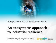 An ecosystems approach to industrial resilience