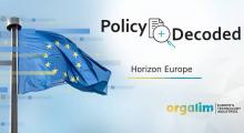 Policy decoded: Horizon Europe