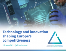 Technology and innovation: shaping Europe's competitiveness