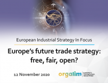 Europe's future trade strategy: free, fair, open?