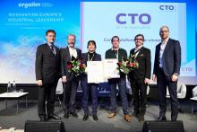 Winners of 5th annual CTO of the Year Europe Award announced